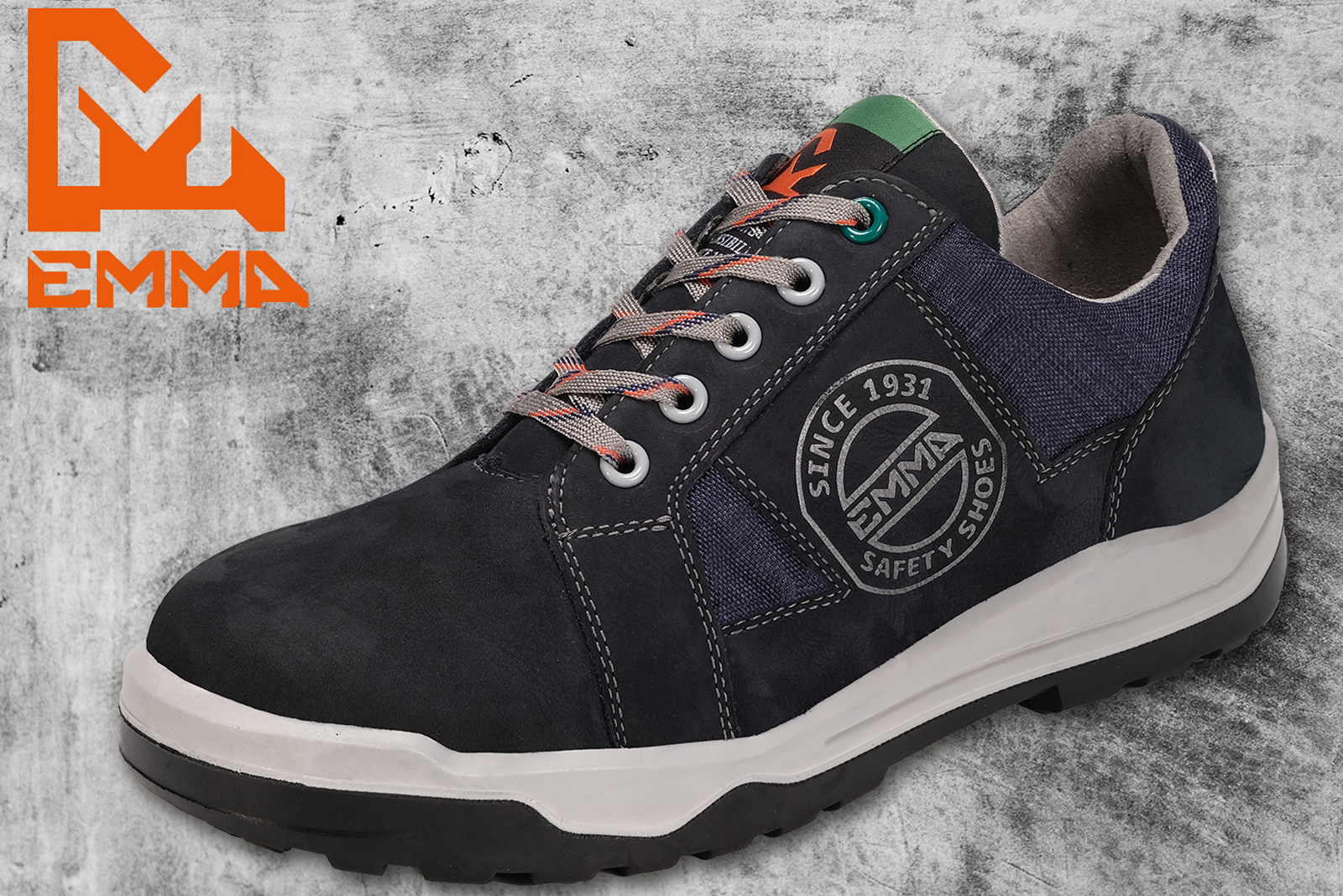 2 pairs of EMMA Safety shoes to win