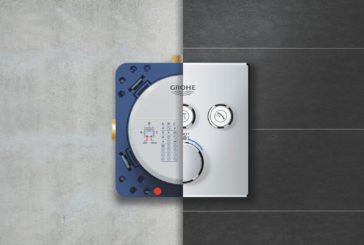 The latest technology and fittings from Grohe