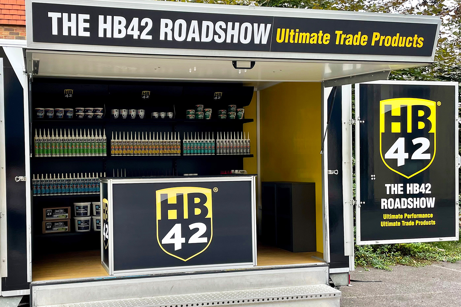HB42 launches its Ultimate Roadshow