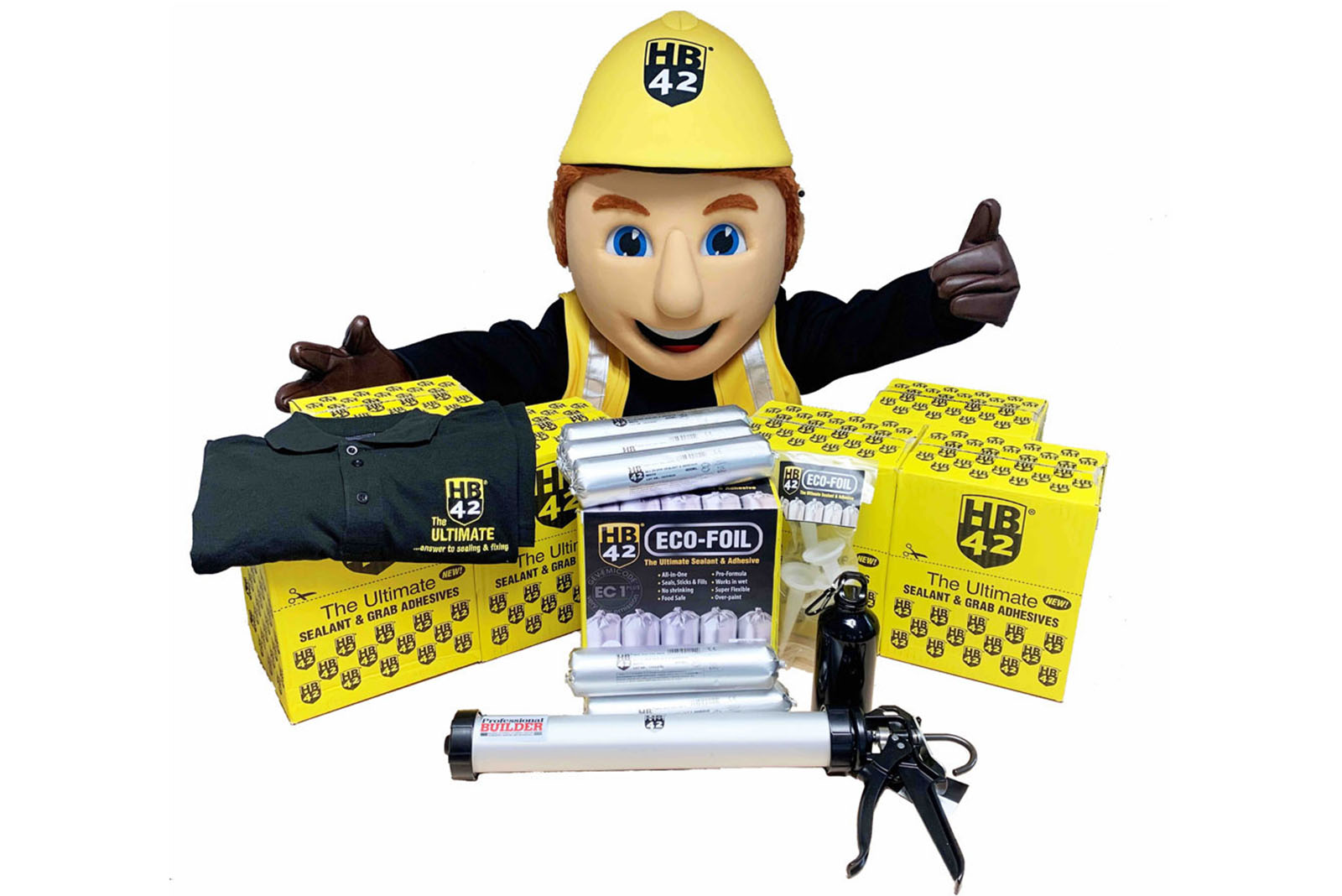 Win a HB42 'Eco-Foil' Christmas package