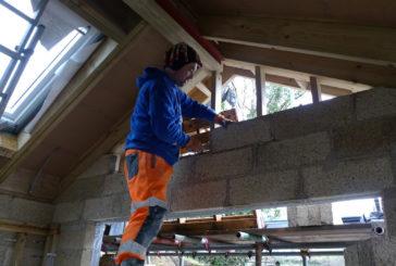 Using hempcrete blocks as a sustainable method of construction