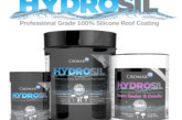 Hydrosil roof coating from Cromar