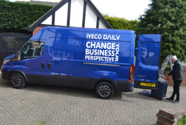 Latest features from the Iveco Daily range
