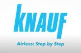 Spray Time with Knauf