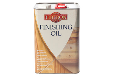 How to choose a finishing oil for beautiful woodwork