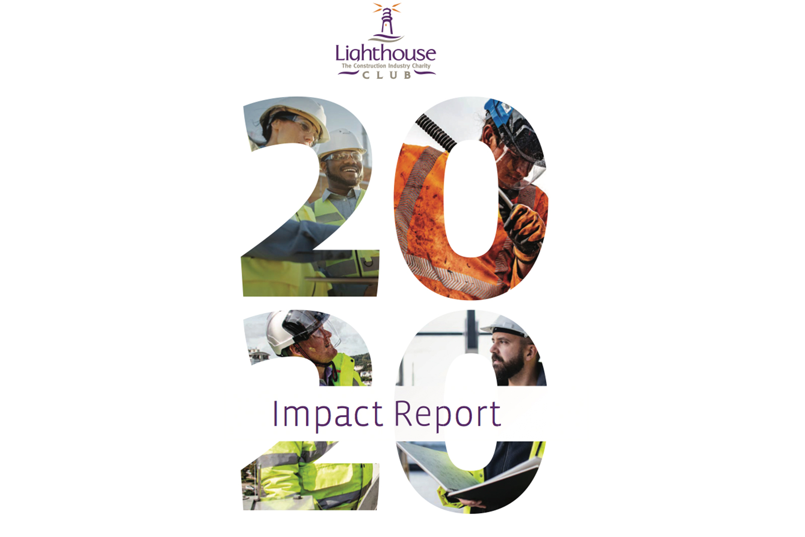 Lighthouse Construction Industry Charity 2020 Impact Report demonstrates vital support for Construction Community