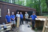 How sheds are supporting men's health