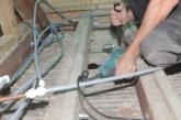 In a Tight Corner: Makita Angle Drill
