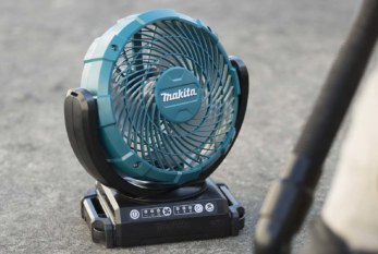Makita's new fans and torches