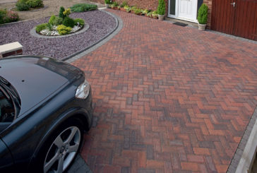 Marshalls top tips for installing driveways in wet weather