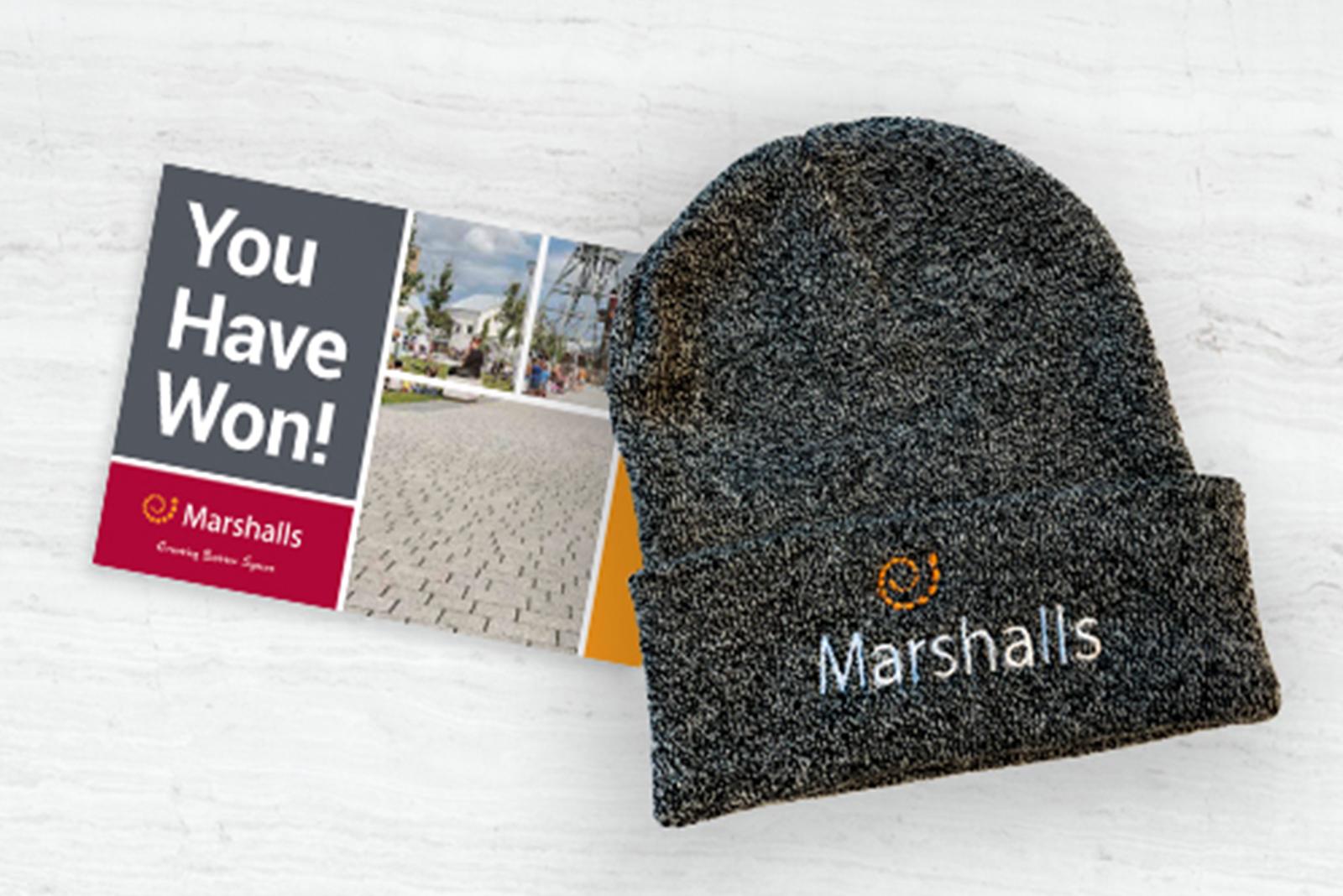 Win a Marshalls beanie hat