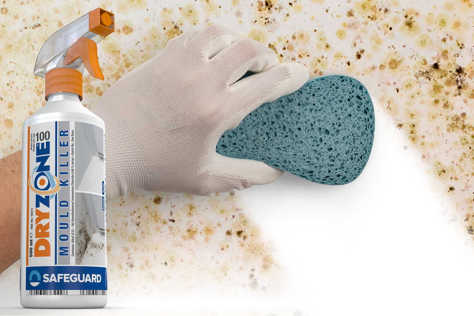 Safeguard range beats damp double of mould and condensation