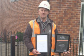 Peveril Homes receive hat trick of Award wins