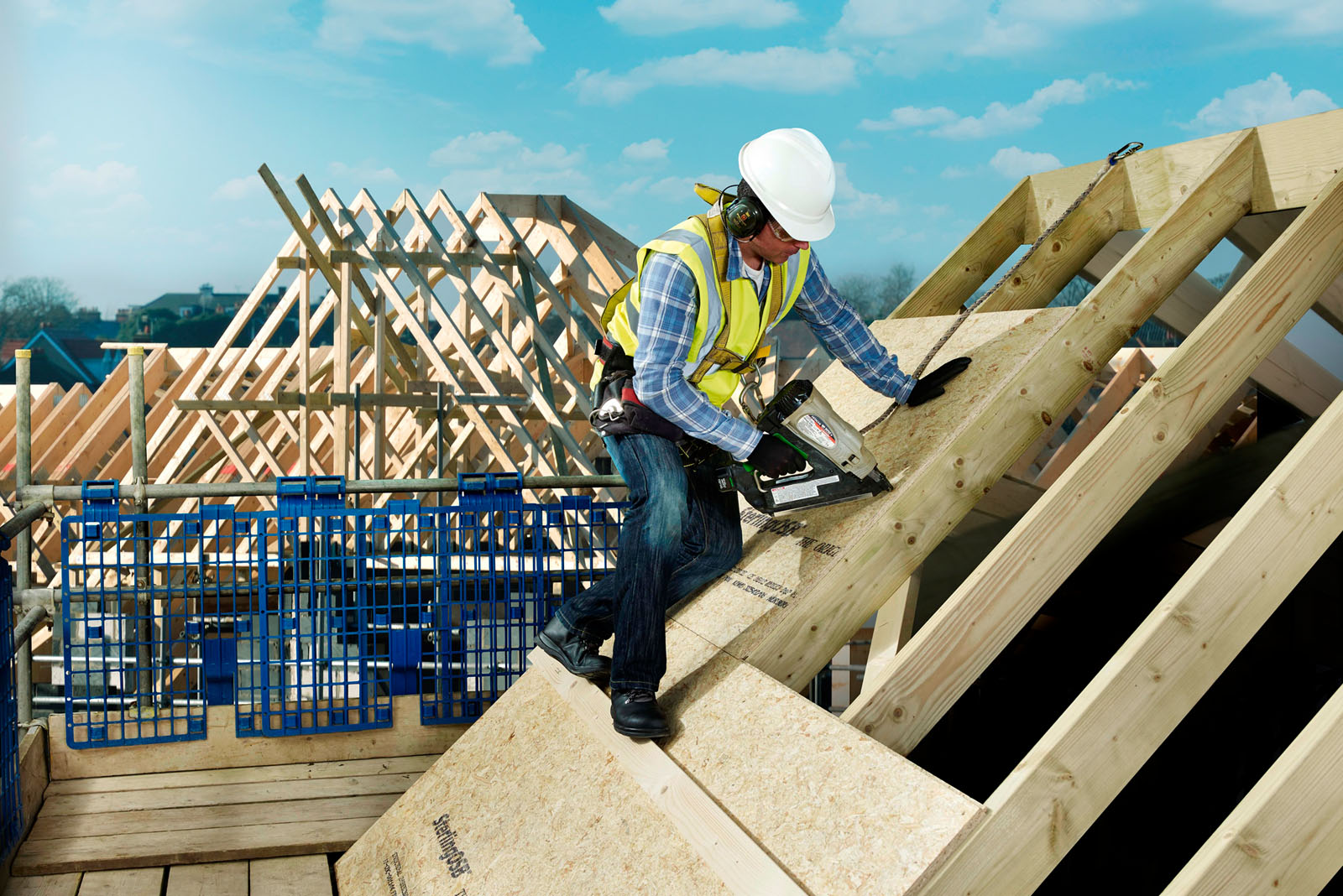 Norbord's range of solutions for the timber frame sector