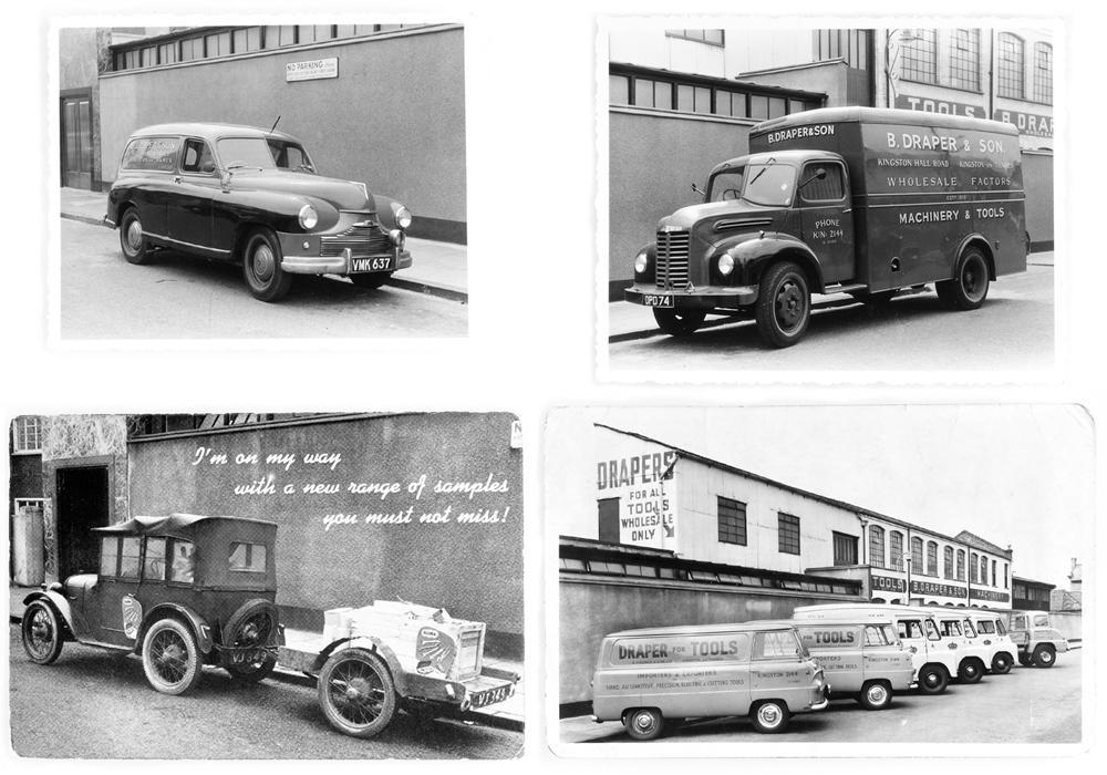 The history of Draper Tools