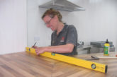 Women who are forging a career in woodworking