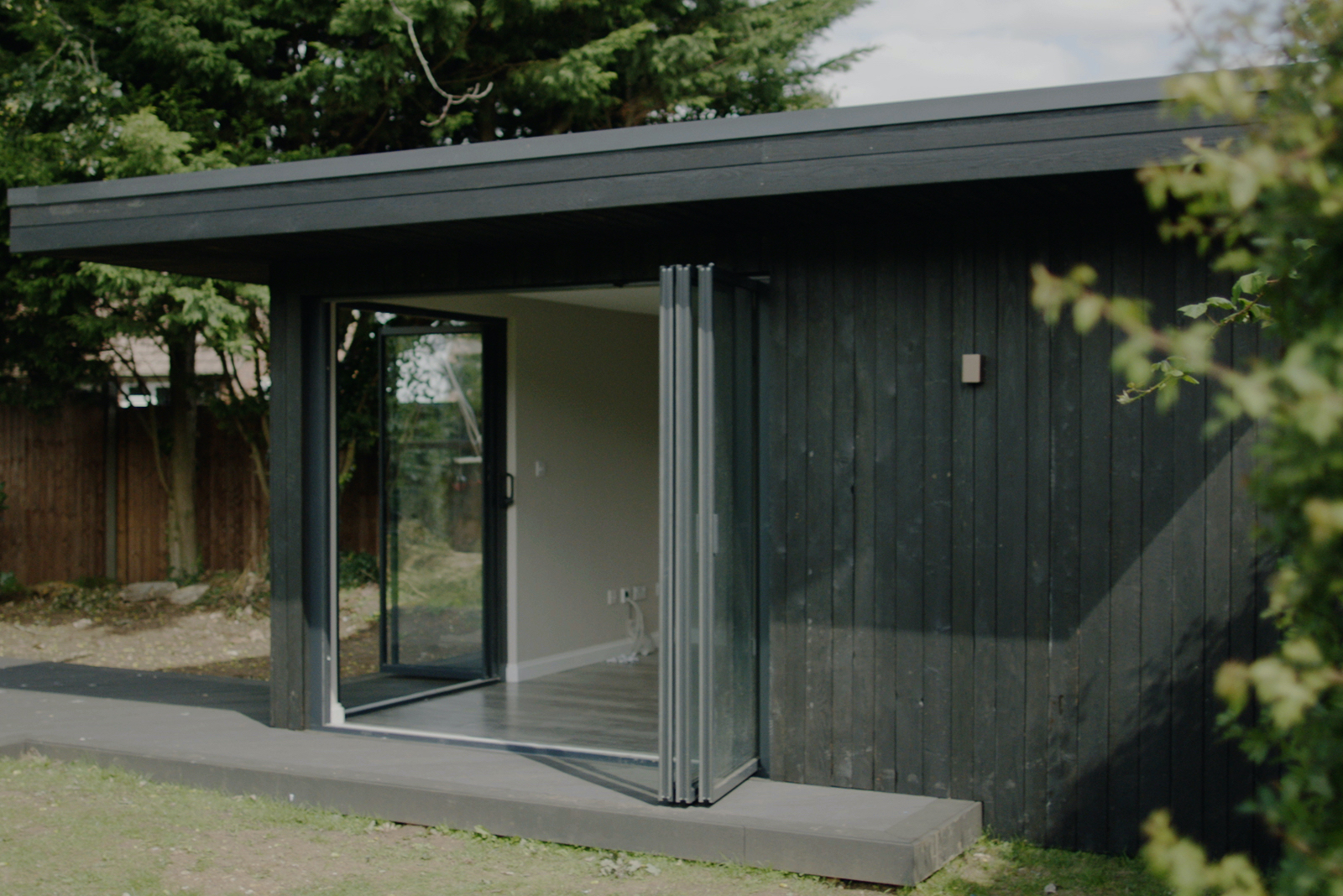 Building garden rooms with PipeSnug