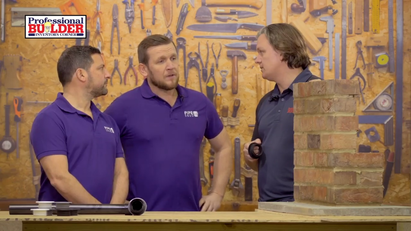 PipeSnug: Inventor's Corner Showcase WATCH