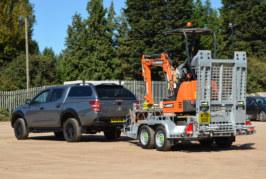Towmate's latest plant transportation solution