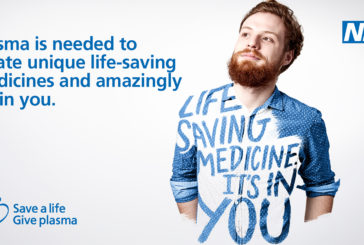NHS Blood and Transplant is campaigning to recruit newdonors for plasma for medicine in the UK