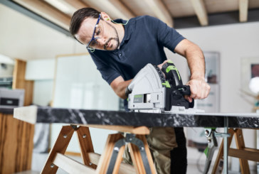 Festool's latest developments in power tools