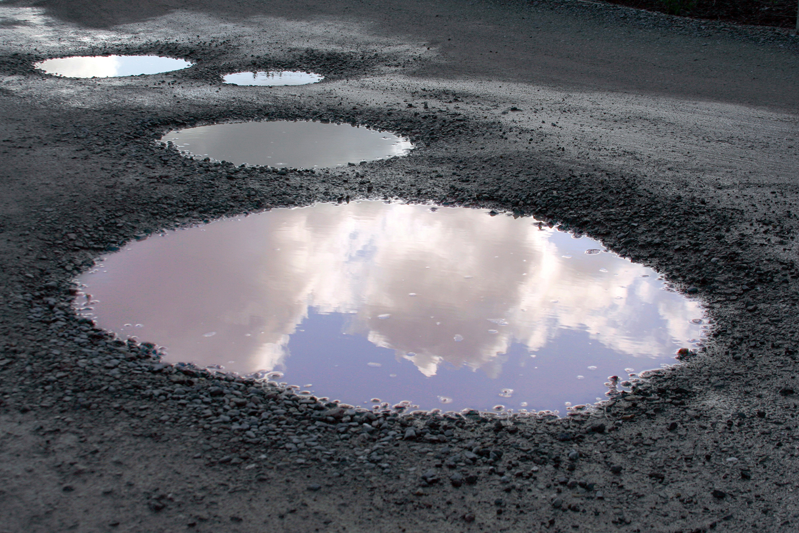 Honest John Vans reveals the staggering cost of pothole damage