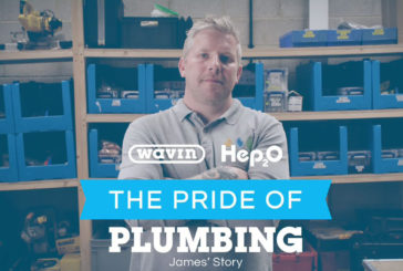 Pride Of Plumbing: James Crabb's Story