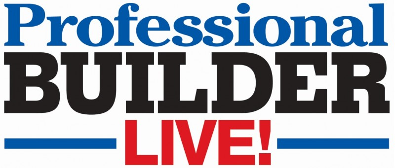 Professional Builder Live! 1st-2nd February