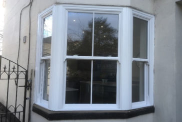 Quickslide explains how to install a bay window