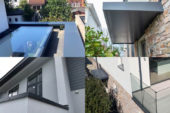Canopies, Coping and Cills from Rainclear Systems