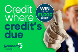 Credit where credit's due with Reconomy Trade