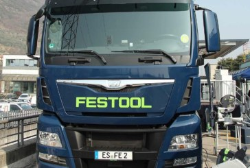 Festool Roadshow starts in June