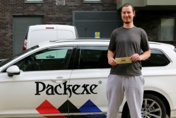 Packexe announces first Unroll for Gold £1000 winner