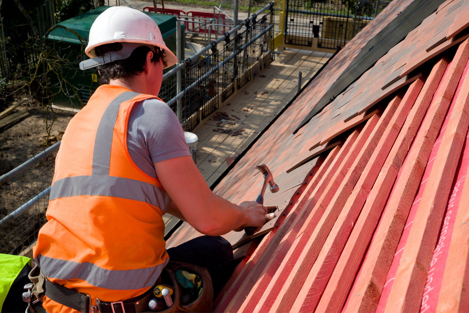 Tips for choosing roofing battens with Marley