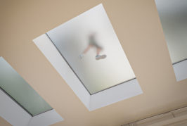 Introducing the safest-as-standard walk on rooflight on the market
