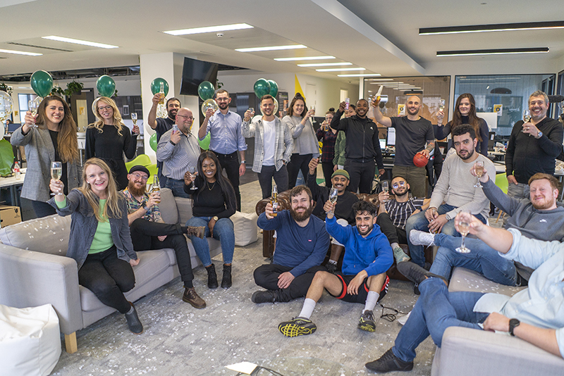 Rated People ranks in The Sunday Times' 100 best companies to work for 2021
