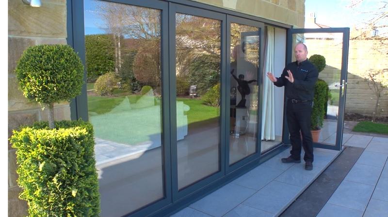Watch: Panoramic Doors