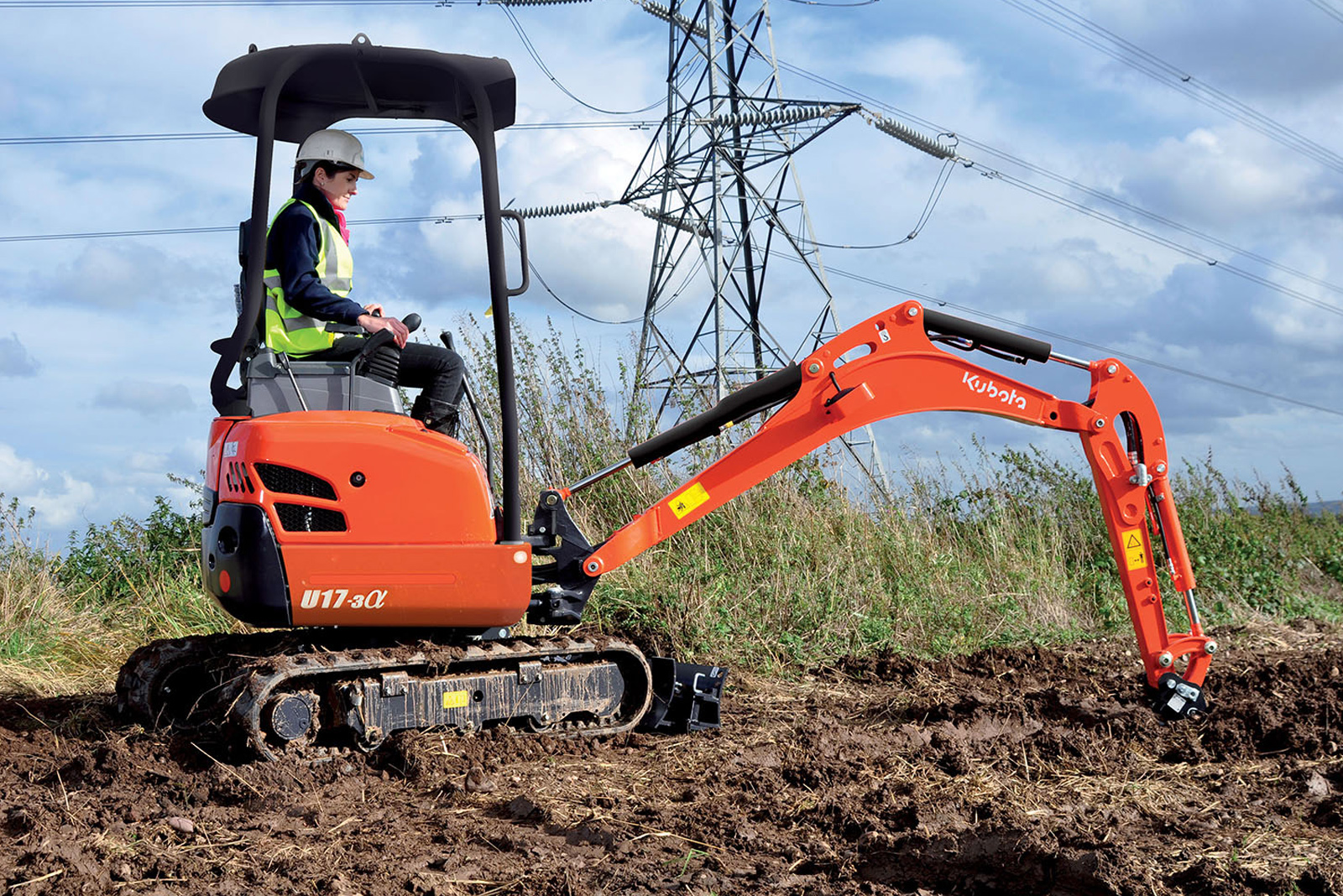 What to consider when purchasing a mini-excavator