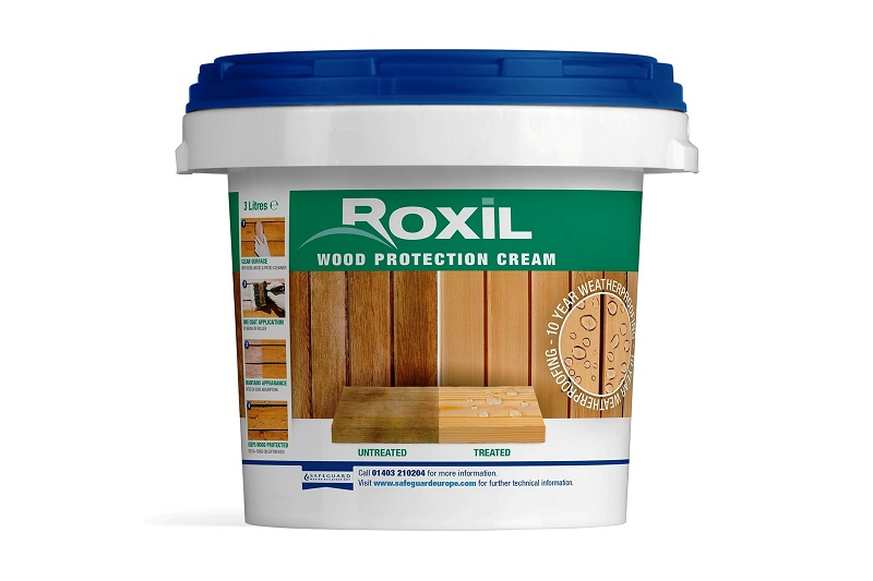 WIN: 10 Roxil Wood Protection Cream from Safeguard