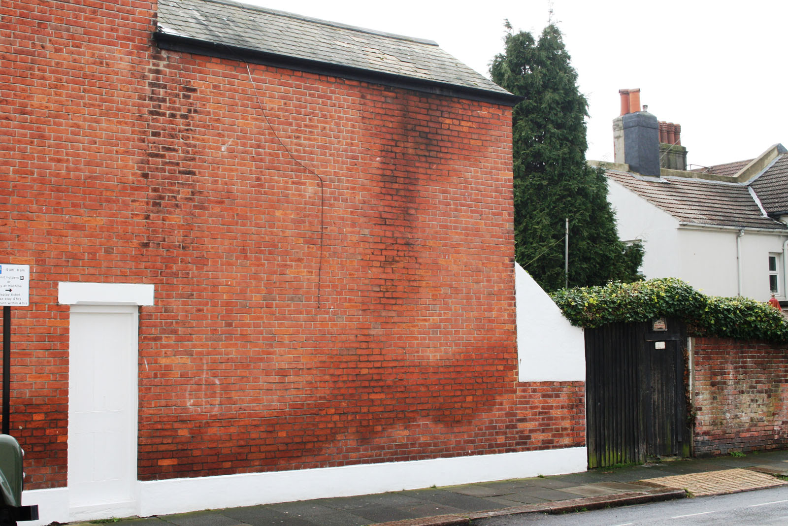 Safeguard: mishandling external wall insulation