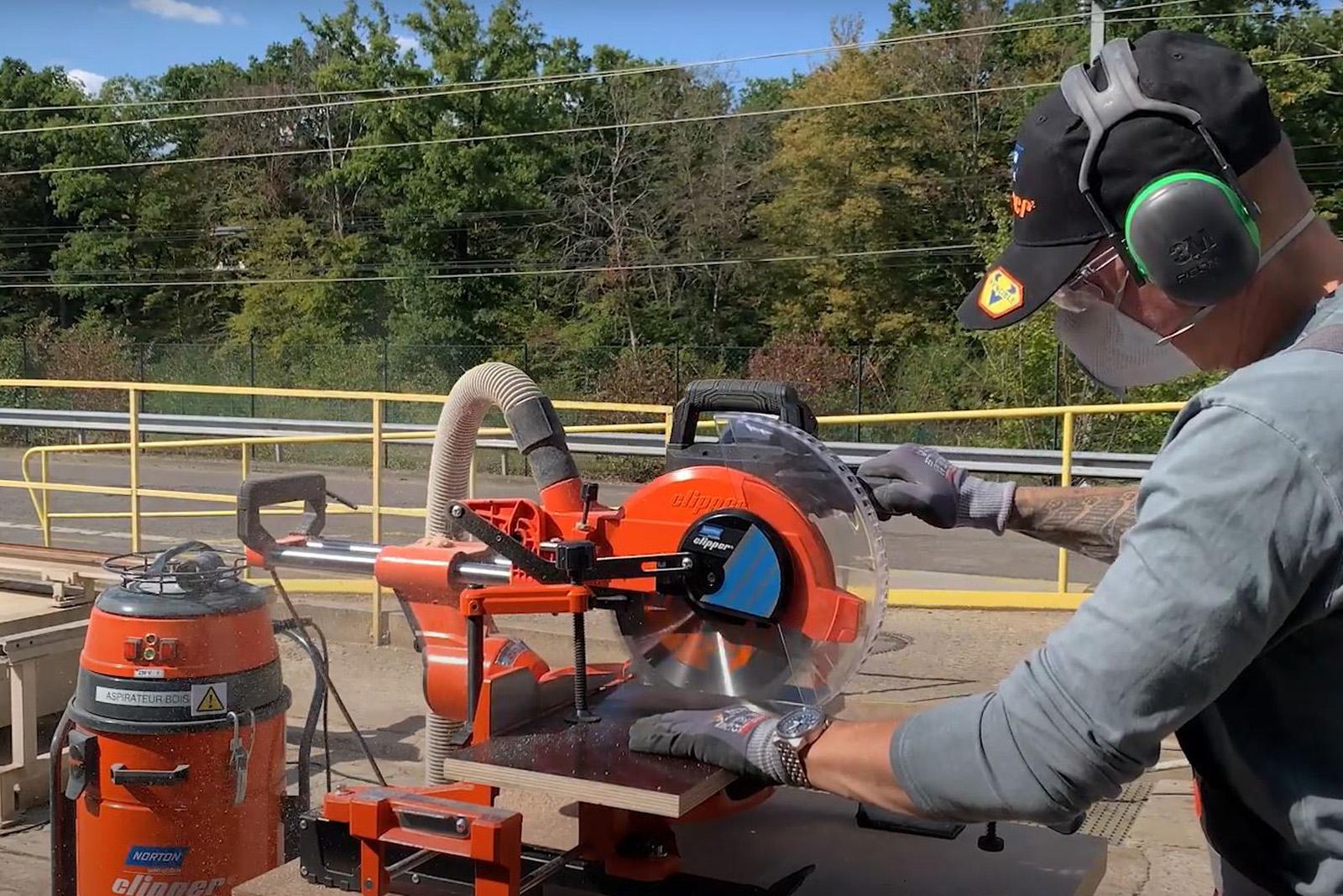 Saint-Gobains top tools to ensure a clean cut