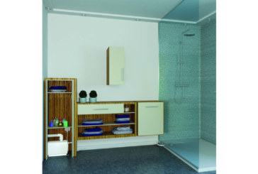 Showering solution from Saniflo