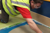 Setcrete's training provision for the trades