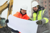 Winter weather warning for builders