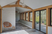 Stunning home refurbishmentusing Sieger systems to maximise natural light