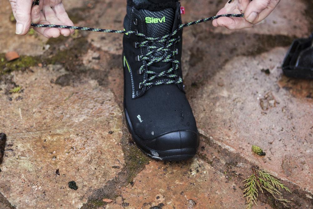 Review: Sievi footwear
