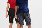 Snickers Workwear stretch shorts – for street-smart comfort this summer