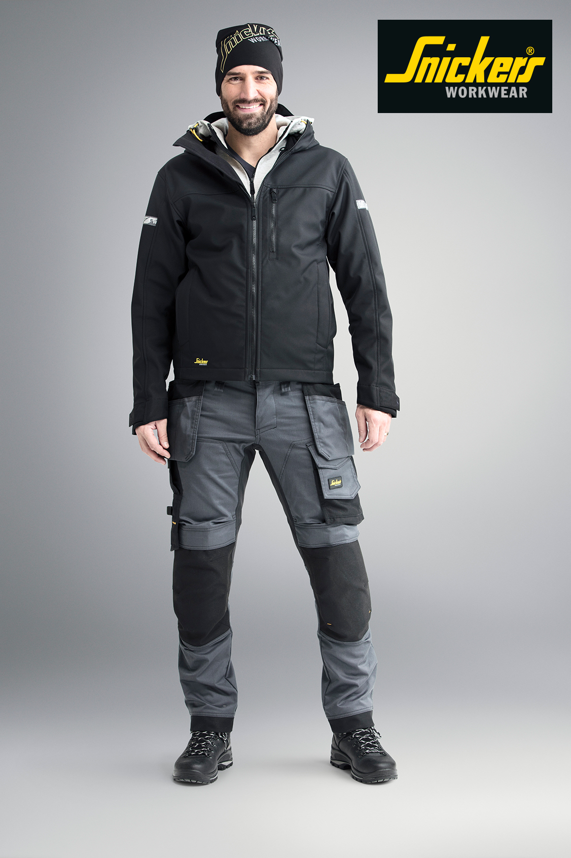 Win a winter workwear pack from Snickers