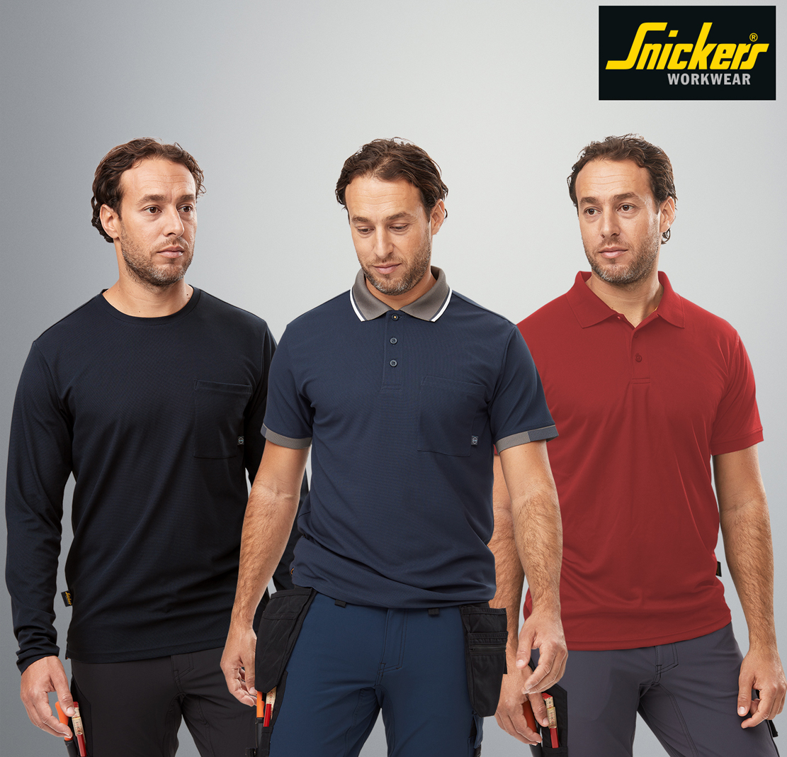 10 Snickers polo shirts to win