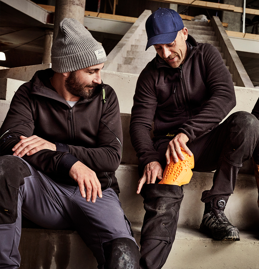 Snickers Workwear develops sustainable fabrics